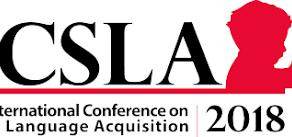 ICSLA 2018 proudly presents!