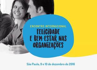 IBE patrocina Encuentro de Felicidad en Sao Paulo, Brasil