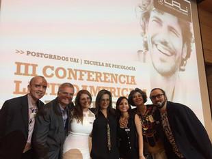 Exitosa III Conferencia Latinoamericana de Psicología Positiva Aplicada