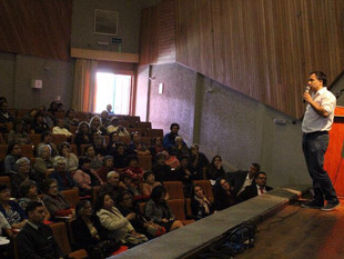 Lanzamiento del primer Programa de Felicidad y Bienestar para la Región de Tarapacá.