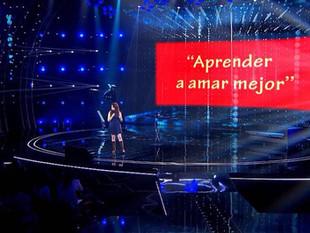 Directora Mónica López en Inspiradores, CHV.