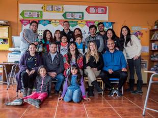 Instituto del Bienestar inicia programa de Educación Positiva en Cáhuil.