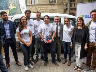 Instituto del Bienestar convocado por el Gobierno para ir en apoyo psicológico de afectados por ince