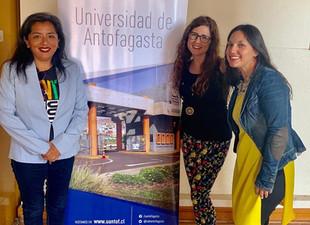 Celebración del día mundial de la Salud Mental en Santiago y Antofagasta
