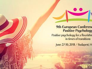 Director IBE expone en Conferencia Europea de Psicología Positiva en Hungría