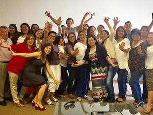 Presentes en jornada de autocuidado para funcionarios CESFAM Nogales.