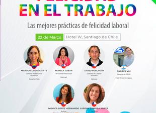 Súmate al 3er Congreso Internacional de Felicidad en el Trabajo.