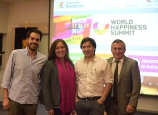 Exitoso Lanzamiento Primer Índice de Felicidad Organizacional.