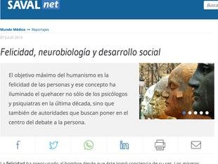 Felicidad, neurobiología y desarrollo social
