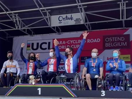 Team Equa – rientrano gli atleti dalla Coppa del Mondo