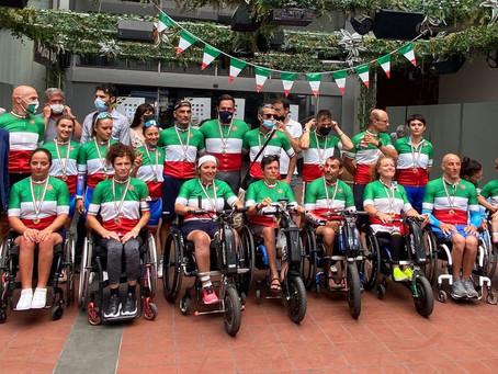 Team Equa – conclusione col botto al Campionato Italiano a Cronometro di Prato