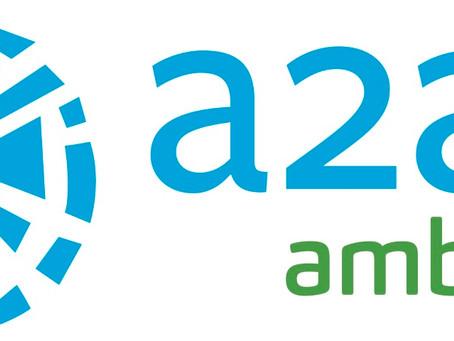 """Team Equa – nuovo sponsor """"A2A Ambiente"""""""