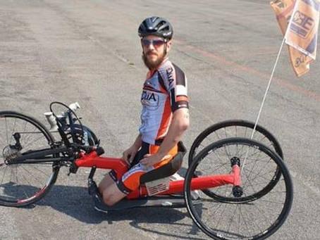 Team Equa - Mirko Sannella, dall'amputazione sogna le Paralimpiadi
