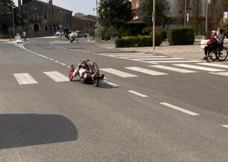 Team Equa - Prima gara stagionale a Salizzole (VR)