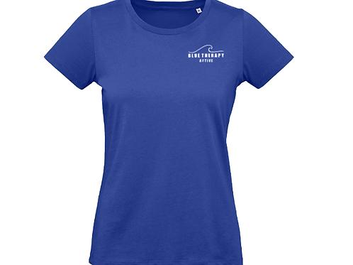 Blue Therapy Ladies Tshirt