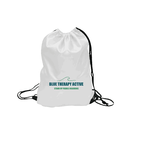 Blue Therapy Active Drawsting bag