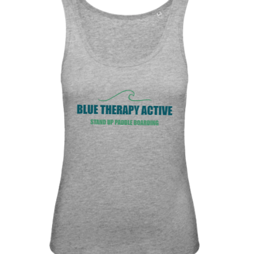Ladies Blue Therapy Active  Vest
