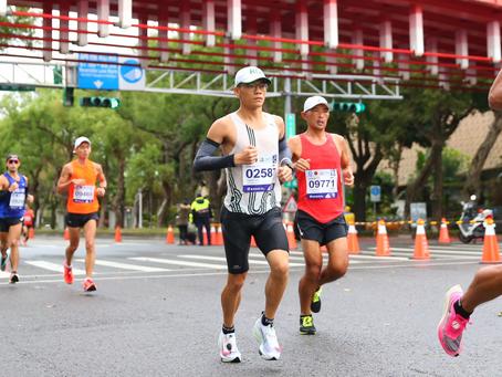臺北馬拉松 3:18 → 2:51 功率數據分析