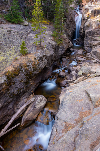 Chaos Waterfall - RMNP 3