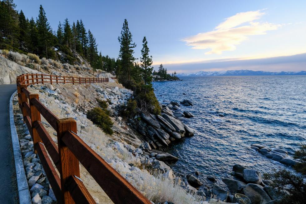 Tahoe East Shore Trail