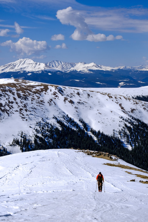 Continental Divide 2