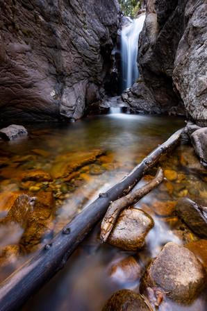 Chaos Waterfall - RMNP 2