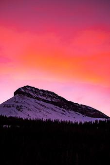 purgatory sunset