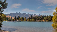 COMMENDED   Lake Wakatipu and The Remarkables  R Bottom