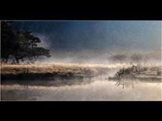 1996 'Morning Mist' by Ken Brendon