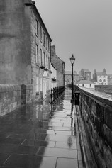 Wet day in Berwick