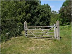 Please shut the gate! Rob Miller