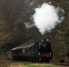 Steam kills virus on Severn Valley Sean Williams