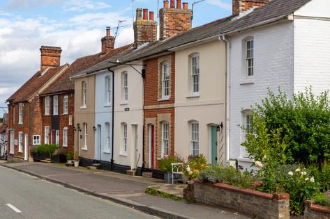 Lavenham cottages