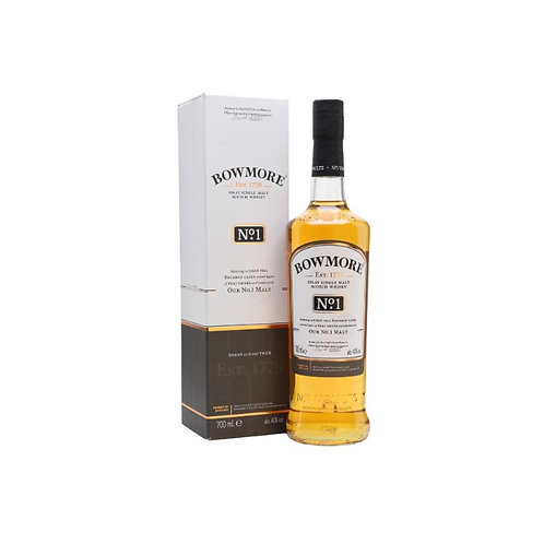 Bowmore  No.1 Single Malt Scotch Whisky