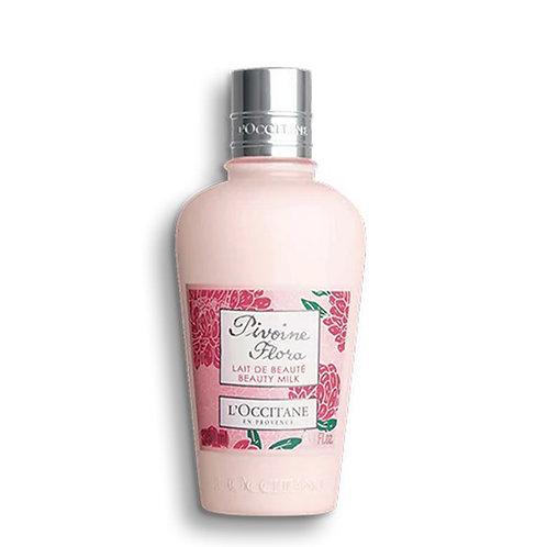 L'OCCITANE Pivoine Flora Beauty Milk 250ML