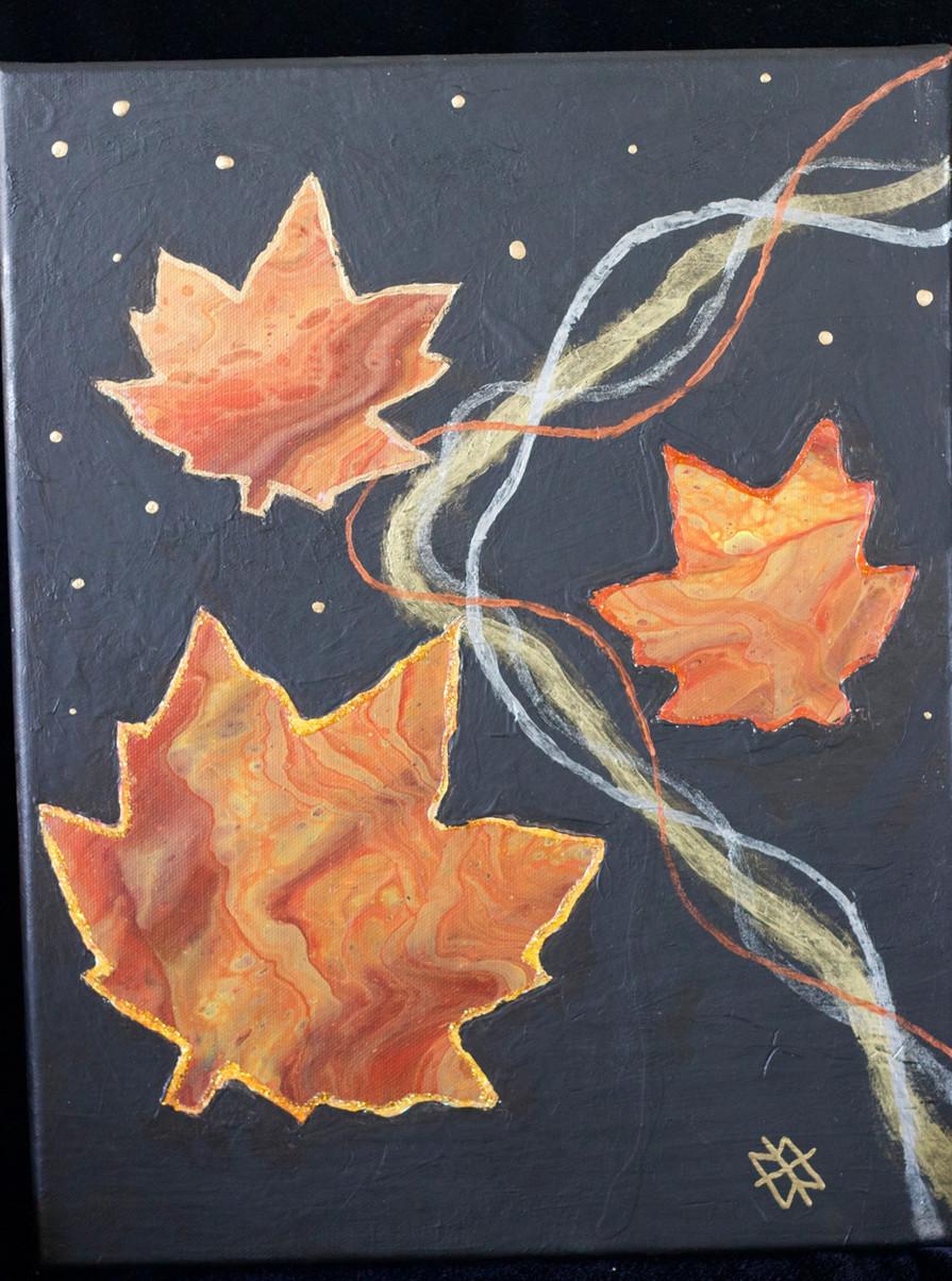 Maple Leaf Night