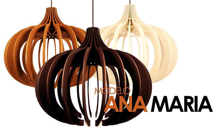 Pendente Ana Maria Braga