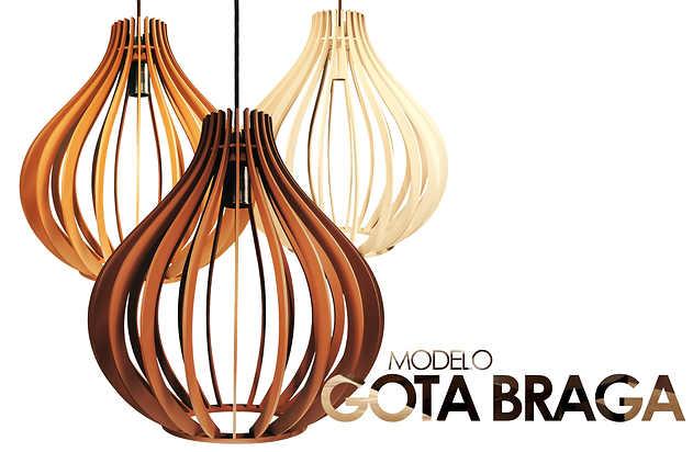 Modelo Gota Braga