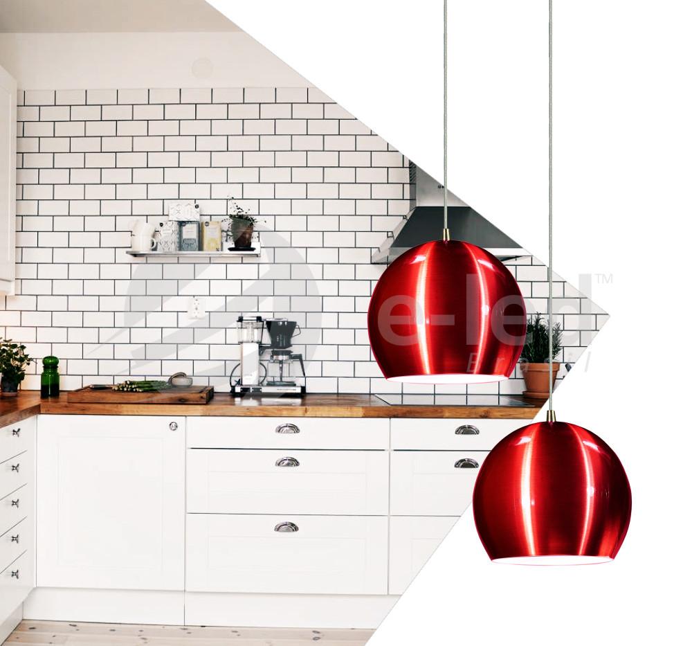 lustre-duplo-cereja-metalico-na-cozinha.