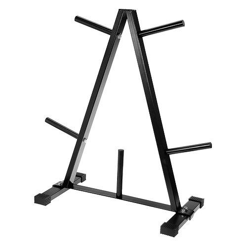 Powertrain Weight Plates Storage Home Gym Rack