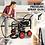 Thumbnail: Kolner 9000 5000psi Petrol Engine Pressure Washer 20m Hose Cleaner