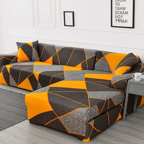 Sofa Covers/Protector Stretch L Shape1pc