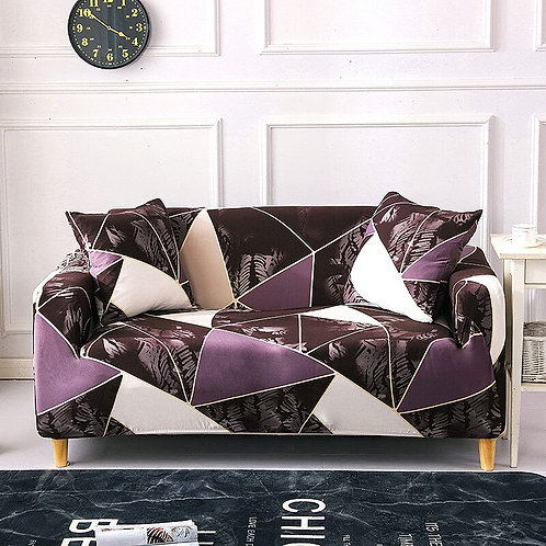 Sofa Cover Protector Cotton Floral Printing  Towel Slipcover