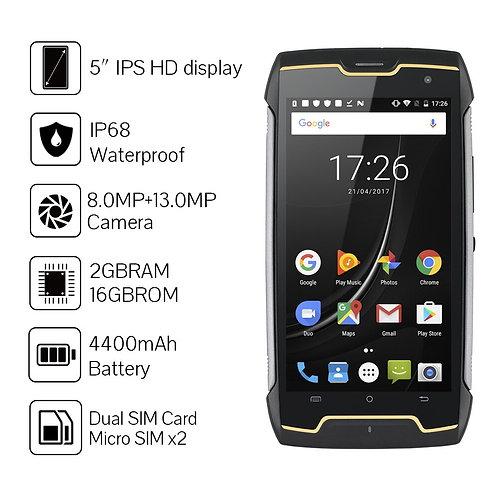 Cubot KingKong Smartphone  Waterproof 3G Dual-Sim Android 2GB RAM 16GB