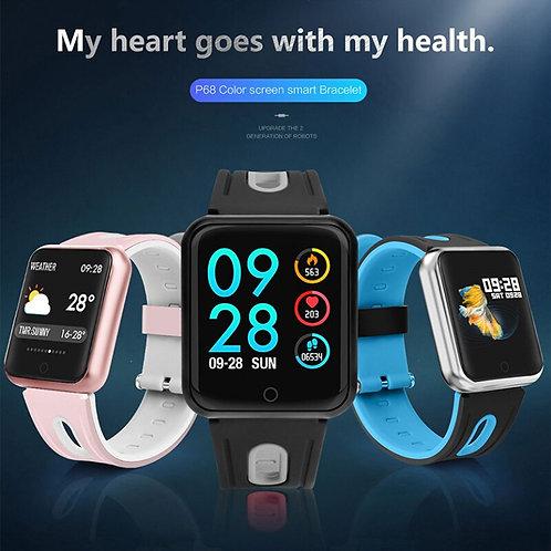 Smart Watch Women Men Waterproof IOS Android Fitness Sports
