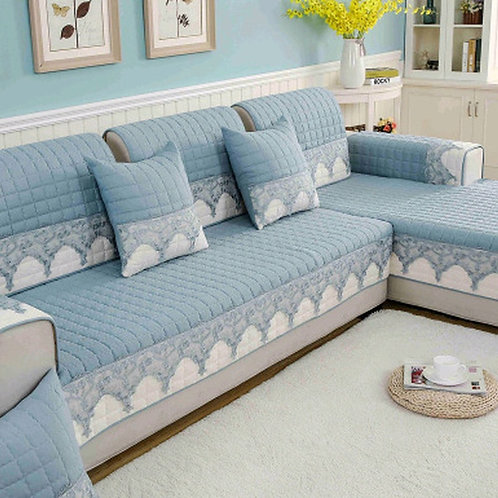 Sofa Cover Protector Universal Stretch Sofa Towel   1/2/3/4-Seater