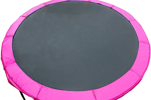 Powertrain Replacement Trampoline Spring Safety Pad - 16ft Pink