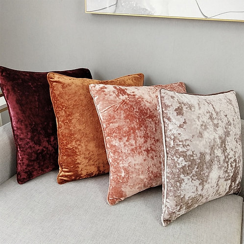 Velvet Pillow case Cushion Cover Pillow cover