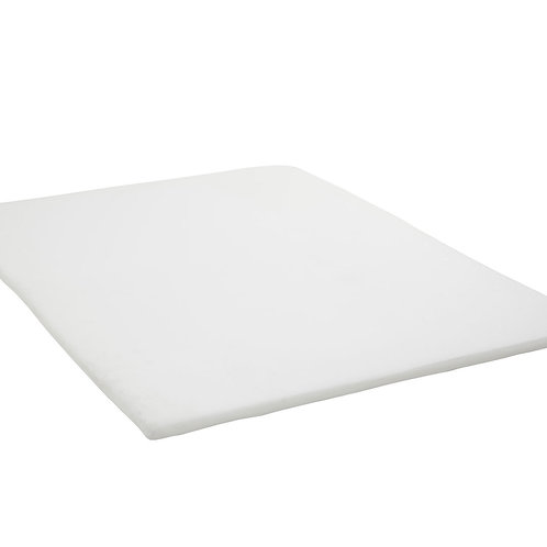 Laura Hill High Density Mattress foam Topper 5cm - Single