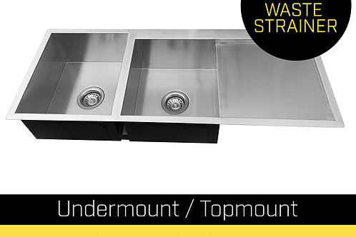 Stainless Steel Sink - 1135 x 450mm